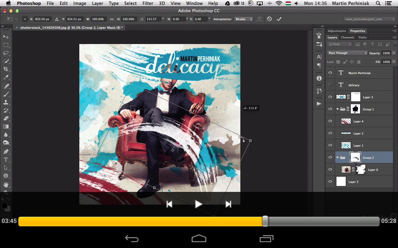 How To Make A Book Cover App : Album cover course photoshop android apps on google play