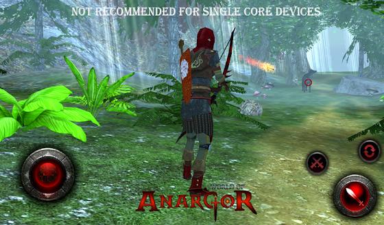 World of Anargor