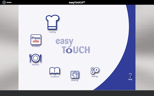 Manitowoc Convotherm easyToUCH- screenshot thumbnail