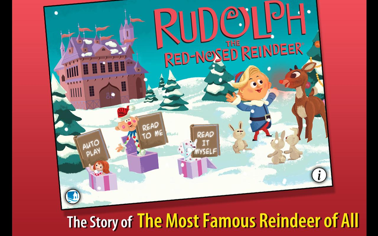Rudolph the Red-Nosed Reindeer- screenshot