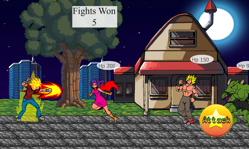 Ultra Street Fighting