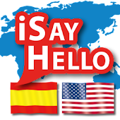 iSayHello Spanish - English US