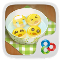 Dumpling guy GO Launcher Theme icon