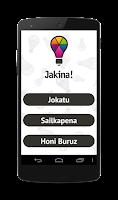 Screenshot of Jakina