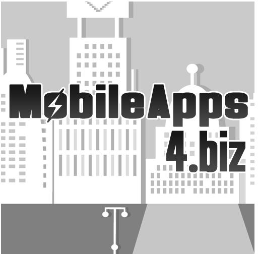 Mobile Apps 4 Biz LOGO-APP點子