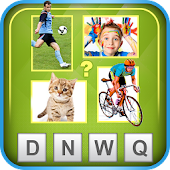 Whats the Word ? 4 Pics 1 Word