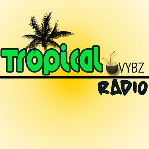 Tropicalvybzradio LOGO-APP點子