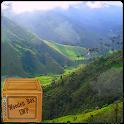 brumoso valle verde hierba LWP icon