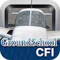 FAA CFI Flight Instructor Prep icon