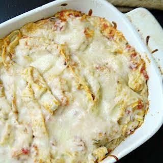 Chicken Tortilla Casserole Cream Of Chicken Soup Recipes.