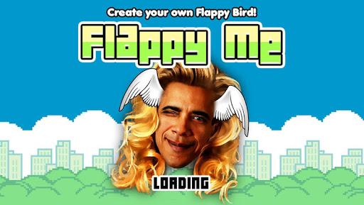 Flappy Me: Custom Flappy Game