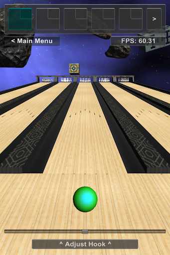 Galactic Bowling 3D