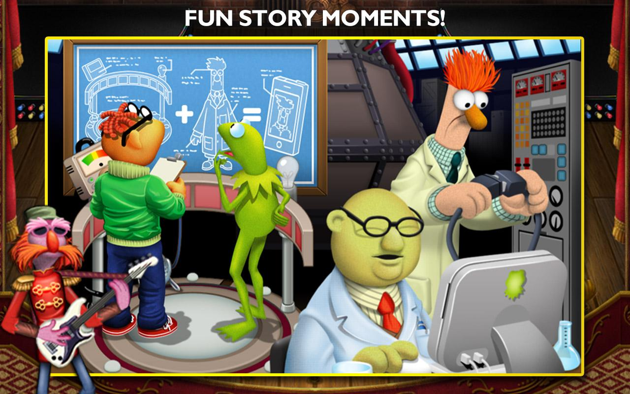 My Muppets Show - screenshot