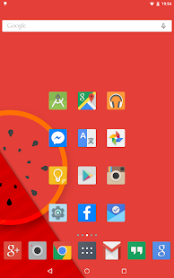 Melon UI Icon Pack Screenshot
