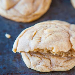 Sugar-Doodle Vanilla Cookies.