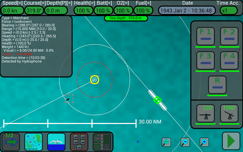 U-Boat Simulator Screenshot 12