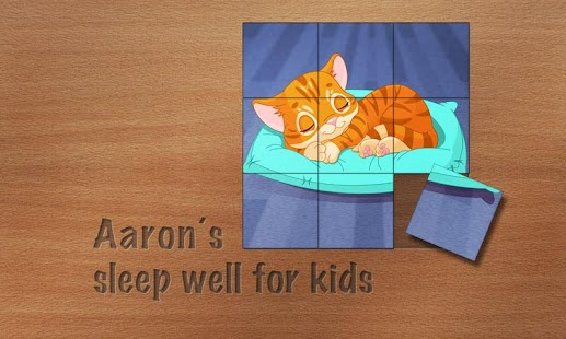 Aaron's sleep well for kids- screenshot thumbnail