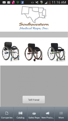 SW Medical Reps