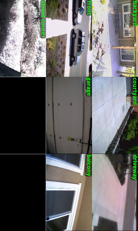 IP Cam Viewer Basic- screenshot