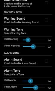 Inclinometer (+Compass) - screenshot thumbnail