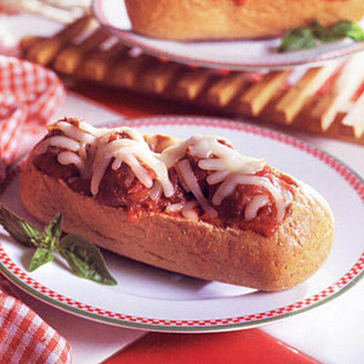 Italian Meatball Sandwich Recipe