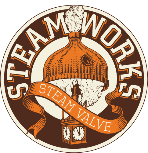 Logo of Steamworks Heroica Red Ale