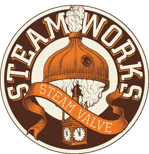 Logo of Steamworks Heroica Red Ale