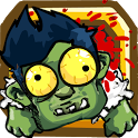 Zombie vs Finger icon