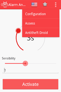 Anti Theft Droid Alarm- screenshot thumbnail