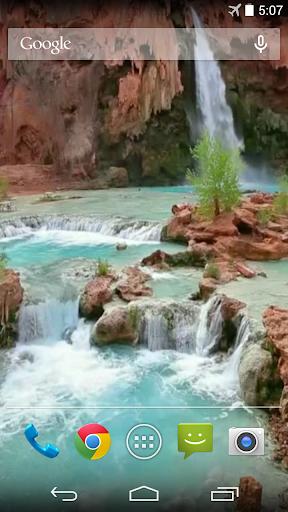 Waterfall Video Wallpaper