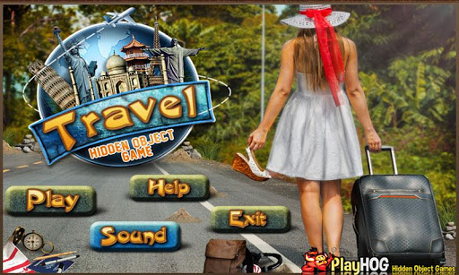 Travel Free Hidden Object Game