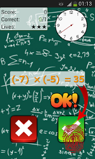 Math Workout - The Challenge- screenshot thumbnail