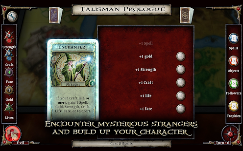 Talisman Prologue - screenshot thumbnail