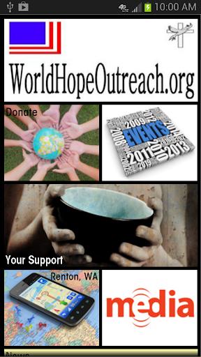 Our Outreach