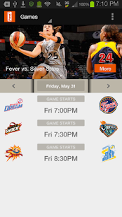 WNBA- screenshot thumbnail