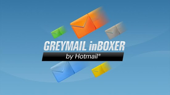 Greymail Inboxer - screenshot thumbnail
