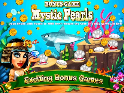 Slots - Mystic Treasure™- screenshot thumbnail
