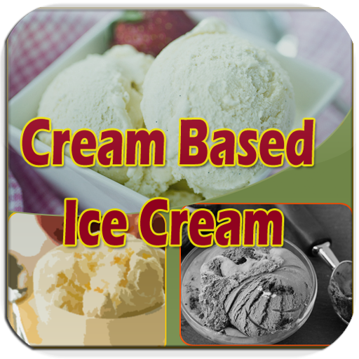 Cream Bases Ice Cream Recipe 生活 App LOGO-APP試玩