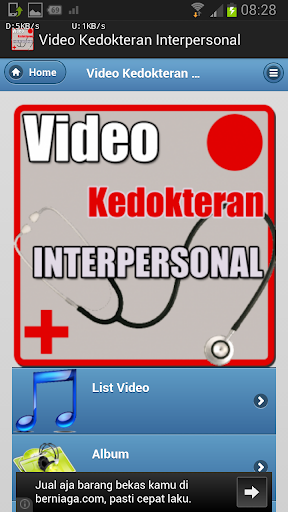 Video Kedokteran Interpersonal