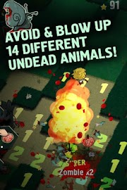 Zombie Minesweeper Screenshot 5