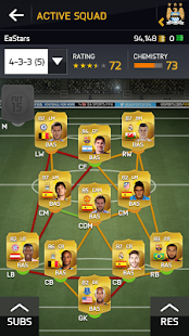 EA SPORTS™ FIFA 15 Companion- screenshot thumbnail
