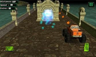 Screenshot of Monster Truck Drive 3D
