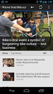 Daily Herald - screenshot thumbnail