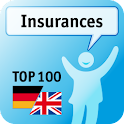 100 Insurances Keywords logo
