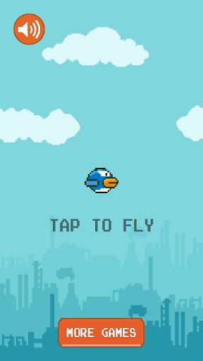 Bouncing Birdie