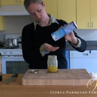 Citrus Parmesan Farro Salad