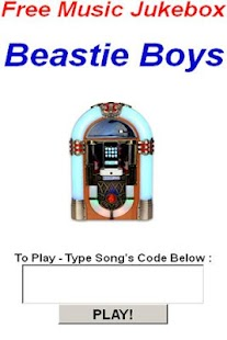 Beastie Boys JukeBox - screenshot thumbnail