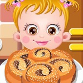 Baby Chef- Bread Cake