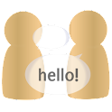 Arabic to Italian Phrasebook logo