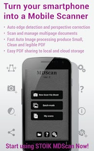 Mobile Doc Scanner Lite - screenshot thumbnail